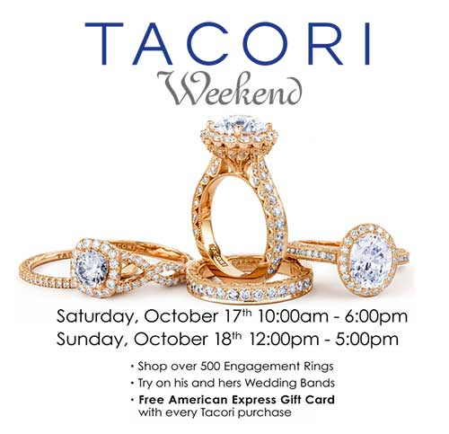 Tacori Weekend